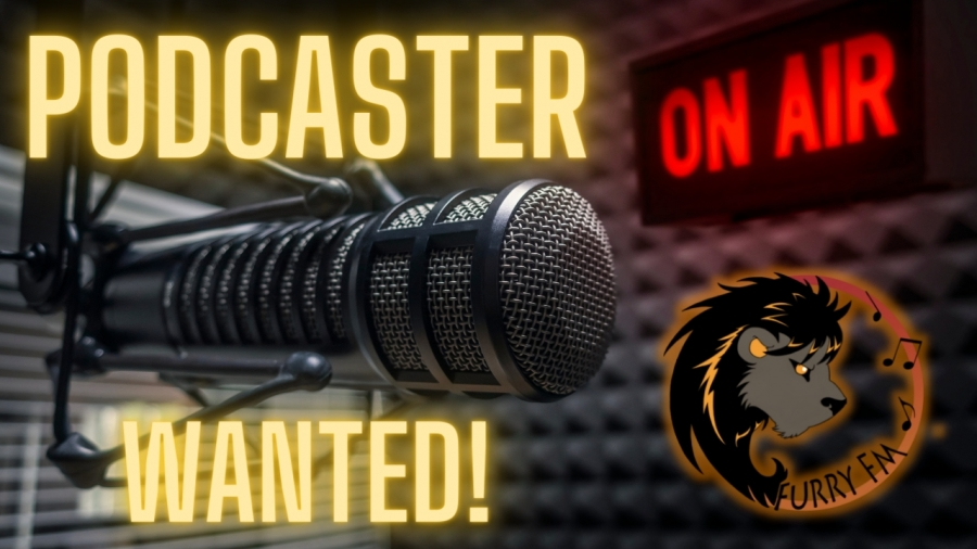 Podcaster wanted!