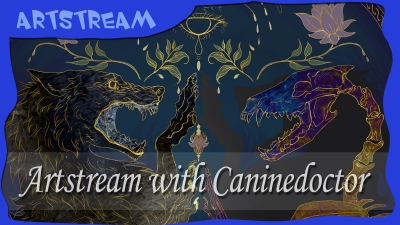 Artstream mit Caninedoctor Vol. 03