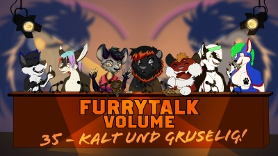 Furry Talk Volume 35 - Kalt und gruselig!