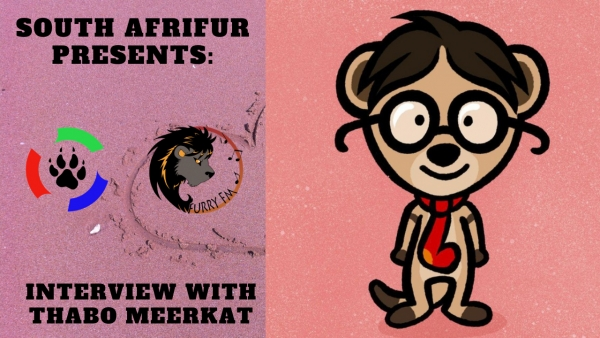 This Sunday (12/01/2020) South Afrifur Presents: Thabo Meerkat