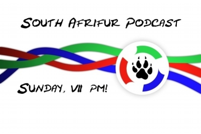 SOUTH AFRIFUR with Caenish, Sunday 7PM GMT