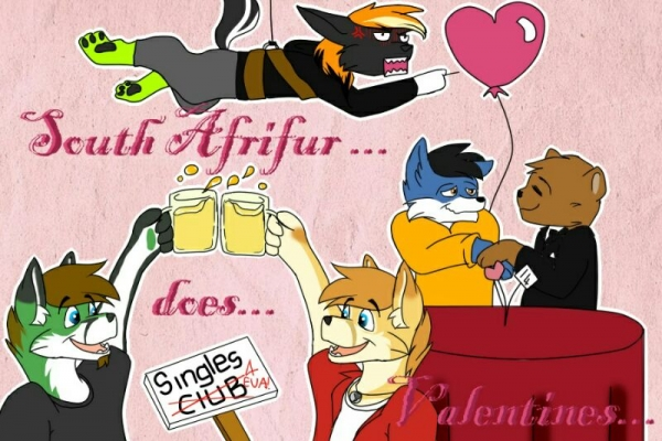 South-Afrifur Valentines Podcast