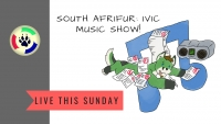 This Sunday (13/04/2019) South Afrifur Presents: Ivic Wulfe - Musical Marking