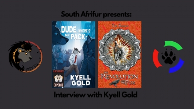 This Sunday: Kyell Gold