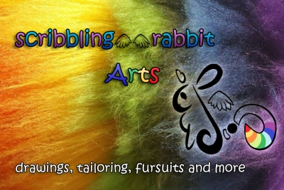 Scribbling Rabbit Arts