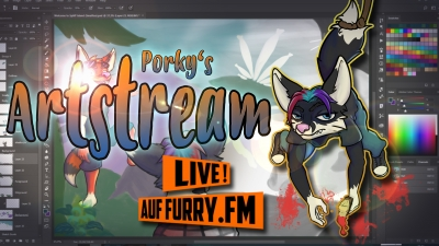Artstream mit Porky Vol. 2