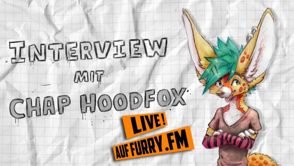 Interview mit Chap Hoodfox