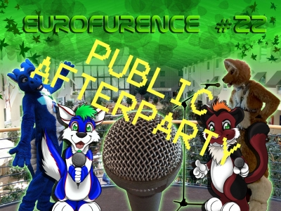Furry.FM Eurofurence Afterparty! FR 8:30PM