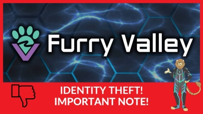 Furry Valley is stealing our stuff!