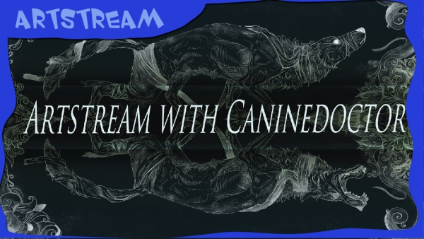 Artstream mit Caninedoctor Vol. 02