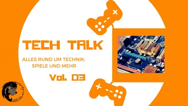 Tech Talk Vol. 03