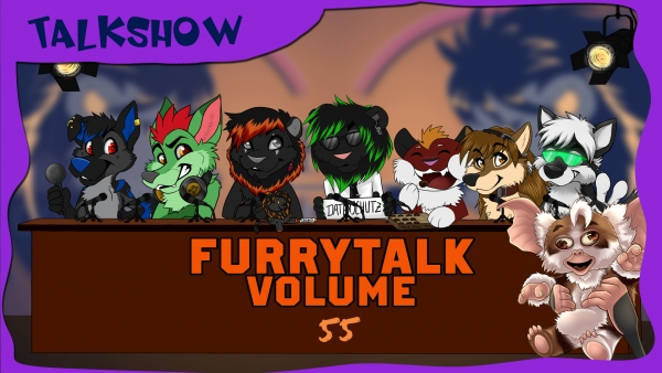 Furry Talk Volume 55