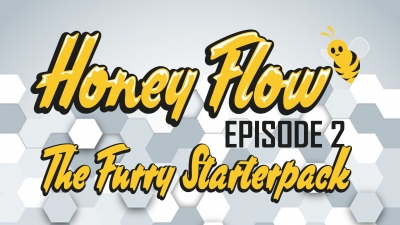 This Sunday (13/09/2020) Honey Flow Presents: The Furry Starter Pack