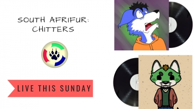 This Sunday (07/04/2019): South Afrifur Chitters