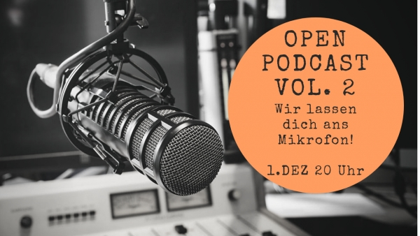 Open Podcast 2