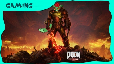 DOOM Eternal mit Norman