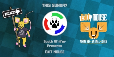 This Sunday: Exit Mouse!