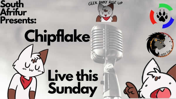This Sunday (12/05/2019) South Afrifur Presents: Chipflake