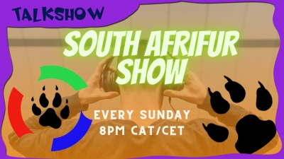 South Afrifur Show - Every Sunday on Furry.FM!