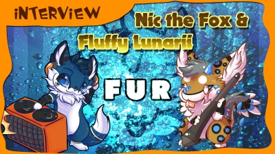 Interview mit Nic & Fluffy Lunarii