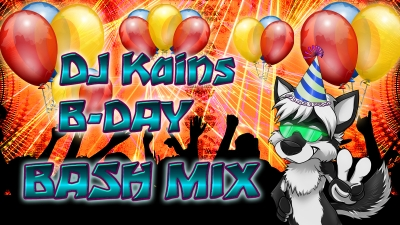 DJ Kains B-day Bash Mix