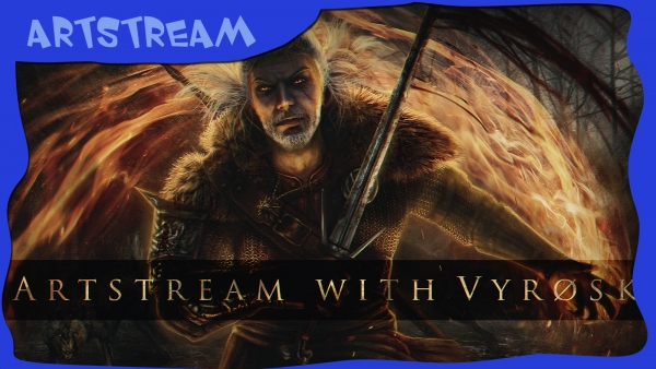 Artstream mit Vyrosk Vol.5