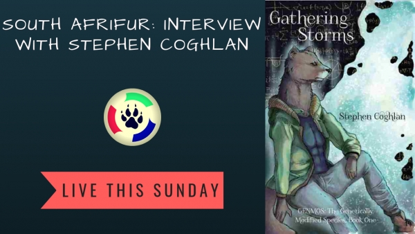 This Sunday (28/04/2019) South Afrifur Presents: Stephen Coghlan