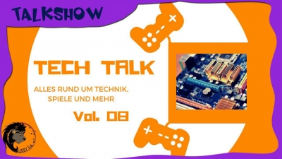 Tech Talk Vol. 08