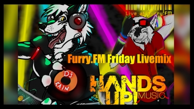FurryFM Friday Livemix
